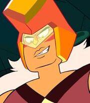 Jasper in Steven Universe
