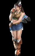 Julia Chang - Full-body CG Art Image - Tekken 6