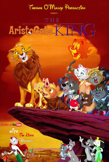 The Aristocats King-0