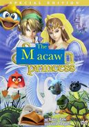 The Macaw Princess Poster