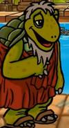 Tortoise in hugo lek och lar 3 den magiska berg och dalbanan