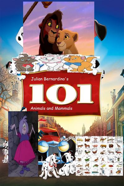 101 Mammals and Animals.