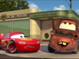 Lightning McQueen and Mater Hears a Who!