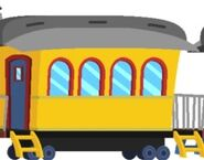 Dumbo Yellow Coach
