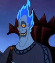 Hades in Hercules TV Series