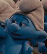 Hefty Smurf in The Smurfs
