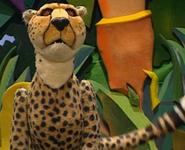 Muppet Cheetah