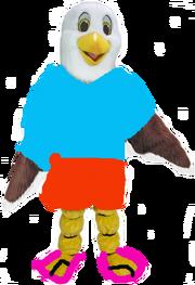 Talony the eagle the banana splits oc by isaachelton ddqidc7-pre-1-