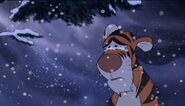 Tigger can't find his family anywhere