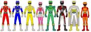 13 Toranpu Sentai Ace-Piloter