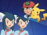 Ash vs Liza & Tate
