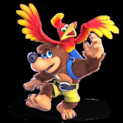 Banjo and Kazooie