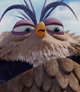 Judge Peckinpah in The Angry Birds Movie