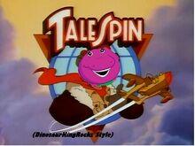 Talespin For DinosaurKingRockz)