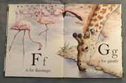 The A to Z Book of Wild Animals (6)