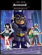 The new batmunk adventure
