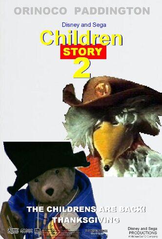 Children Story 2 Poster