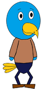 Marconi Macaw (winter suit)