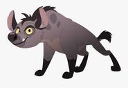 Sita the hyena 2
