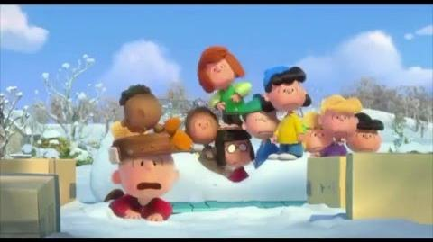 The Peanuts Movie (JimmyandFriends Style) Trailer-1