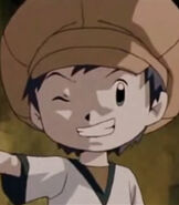 Tommy Himi in Digimon Frontier Island of Lost Digimon