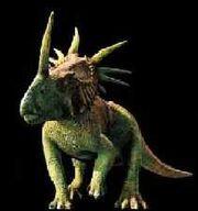 Lovelace The Styracosaurus