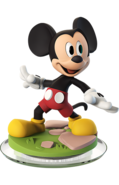 Mickey mouse disney infinity