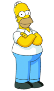 NEW Homer Simpson