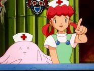 Orange Island Nurse Joy