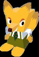 Rudy the Fox
