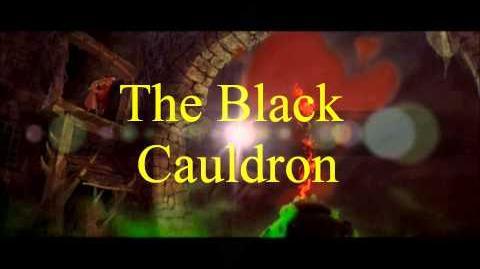 The Black Cauldron (Nikkdisneylover8390 Animals Style)