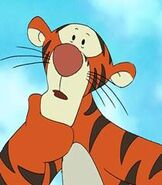 Tigger in Winnie the Pooh Shapes and Sizes