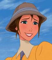 Jane Porter in Tarzan