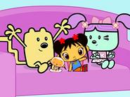 Kai-Lan Hoho Wubbzy and Daizy as Stewie Griffin
