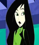 Shego in Kim Possible Movie So The Drama