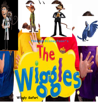 Wiggly Safari (TheLastDisneyToon Style) | The Parody Wiki