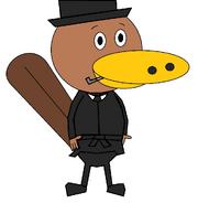 Walter Beakers (secret agent) (pipe)