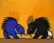 Zoboomafoo Crested Porcupines