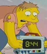 Barney Gumble in The Simpsons Movie