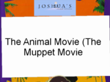 The Animal Movie (The Muppet Movie) (Joshua's Origami Australia Version)