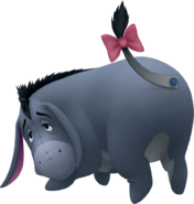 Eeyore kingdom hearts
