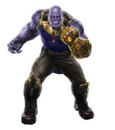 Infinity War Fathead 24