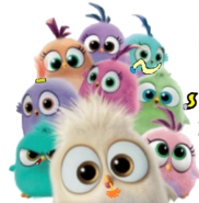 The Hatchlings as Electoons