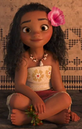 Young moana