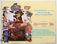 An Lodon Tale Poster 1986