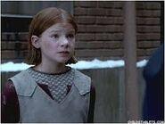 Annie as Anna