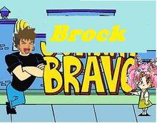 Brock -bravo-poster-johnny-bravo-4840864-320-240
