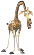 Melman from Madagascar