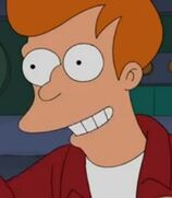 Philip J. Fry in The Simpsons