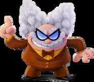 Professor Poopypants (Captain Underpants) as Sid Phillips